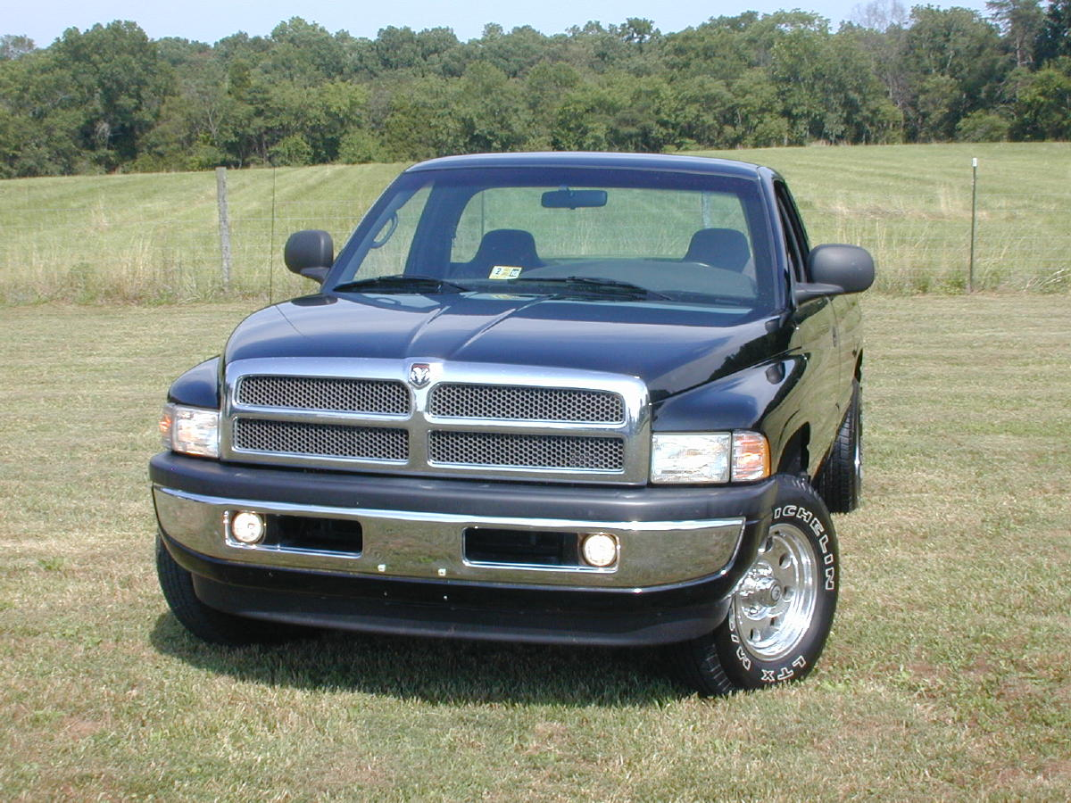 Current Big on 1993 Dodge Ram