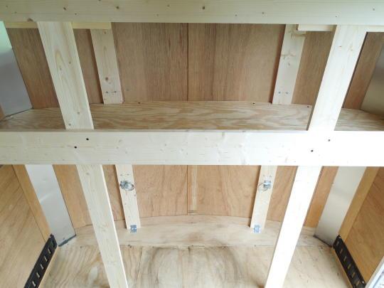 Building Utility Shelves Plans