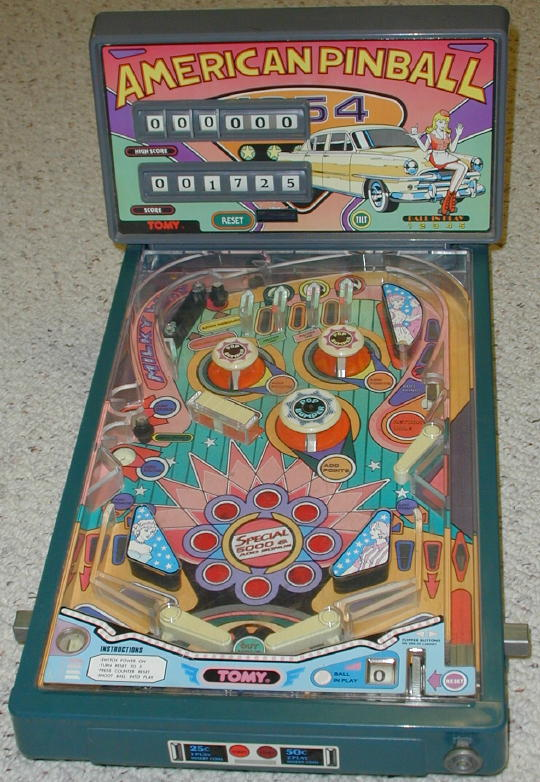 Jeff's Pinball Pages