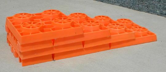 leveling blocks