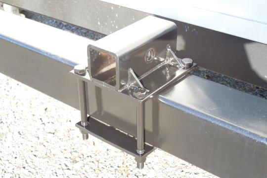 Travel Trailer Generator Storage